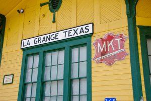 Depot La Grange, Texas